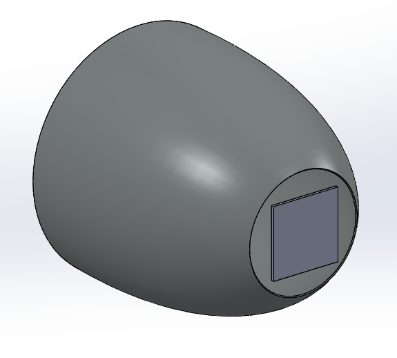 Solidworks PODT Tutorial - COB Reflector - Import Lamp