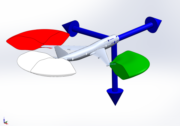 Solidworks Aerospace Tutorial - Reference Point