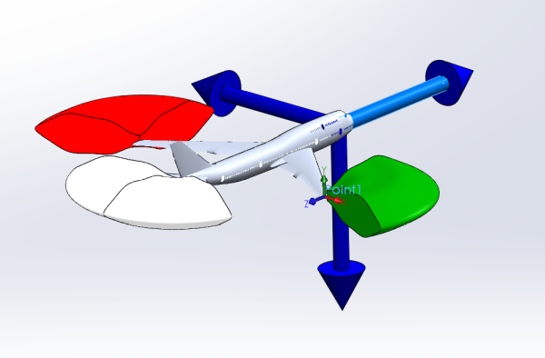Solidworks Aerospace Tutorial - Reference Coordinate System