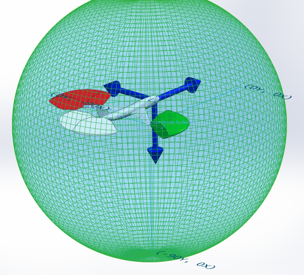 Solidworks Aerospace Tutorial - Photometric Sphere